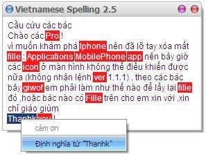 Tiếng Việt thuần Việt